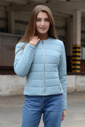 Куртка деми 99600 сизый