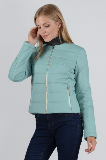 Куртка деми 99600 васаби