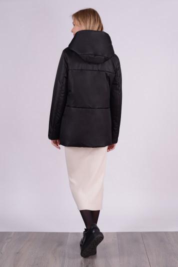 Куртка деми 99625 черная