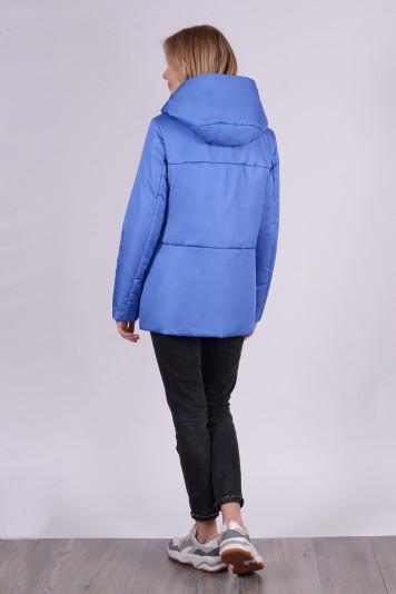 Куртка деми 99625 джинс