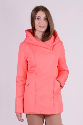 Куртка деми 99625 лосось