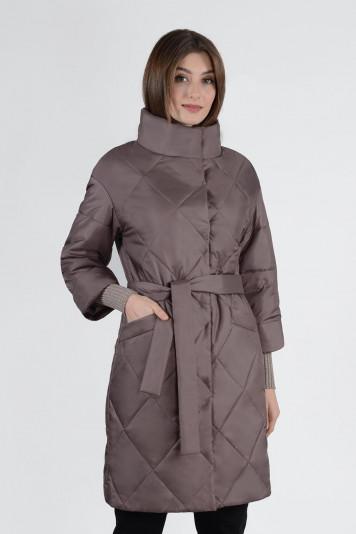Пальто демисезонное 13650 кофе