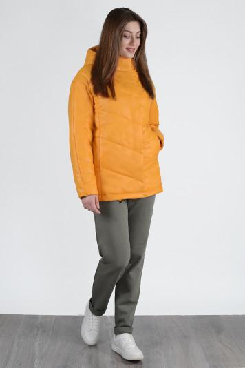Куртка деми 13649 охра