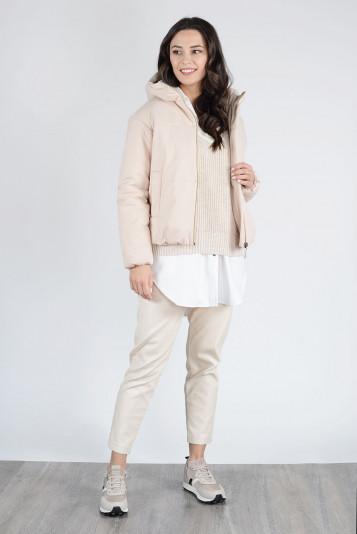 Куртка деми 13658 беж