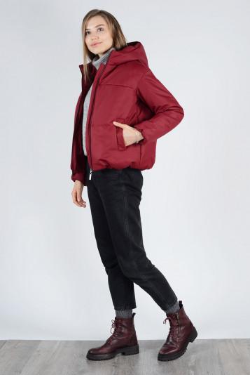 Куртка деми 13658 бордо