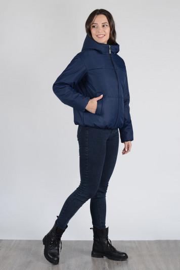 Куртка деми 13658 синяя