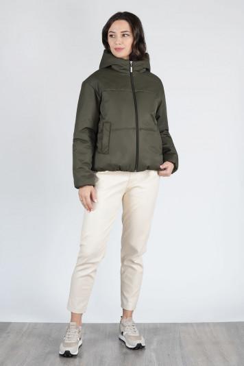 Куртка деми 13658 защитный