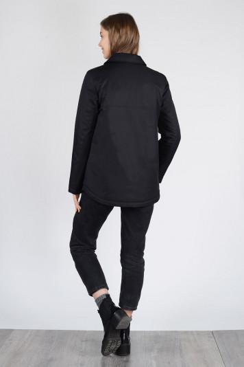 Куртка-рубашка 13675 черная