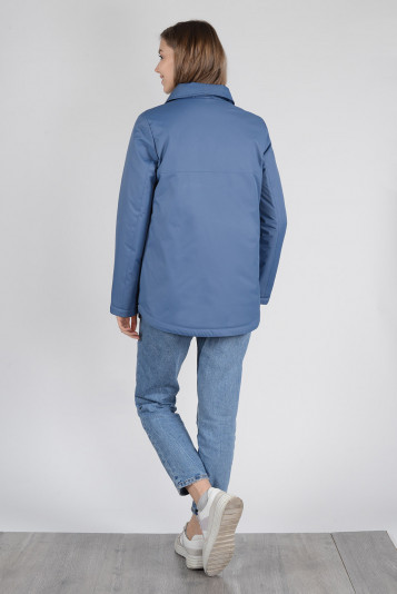 Куртка-рубашка 13675 деним