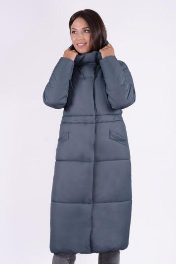 Пальто зимнее 13688 маренго