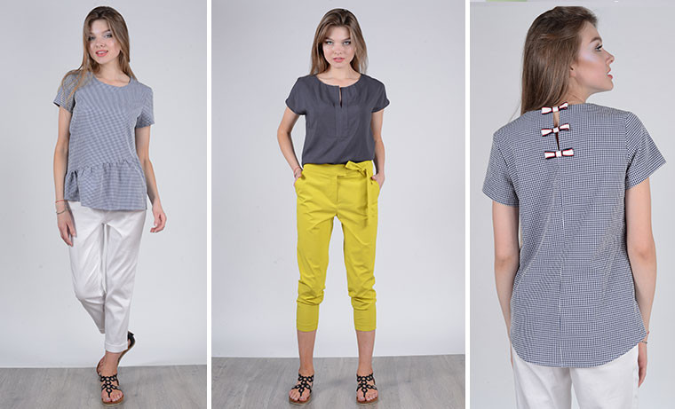Легкие брюки для отличного лета