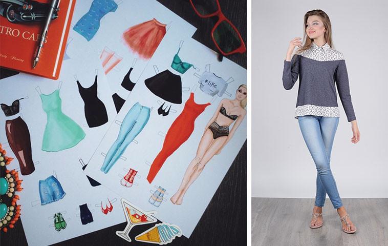 Модная женская одежда от белорусского производителя