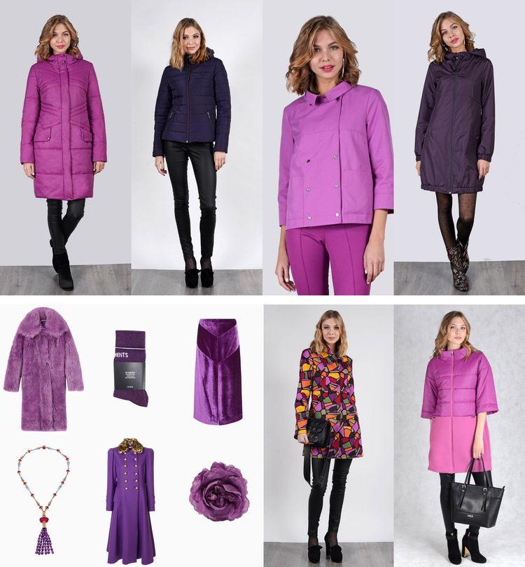 Ветровки, пальто и куртки женские из коллекции Twin Tip 2018