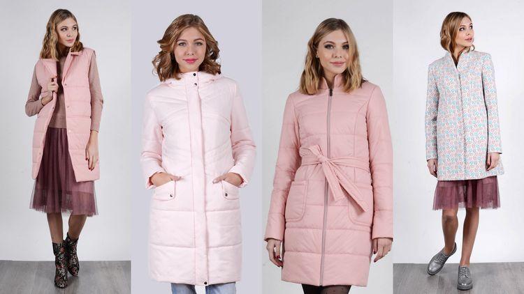 Модные куртки женские, пальто и летние плащи