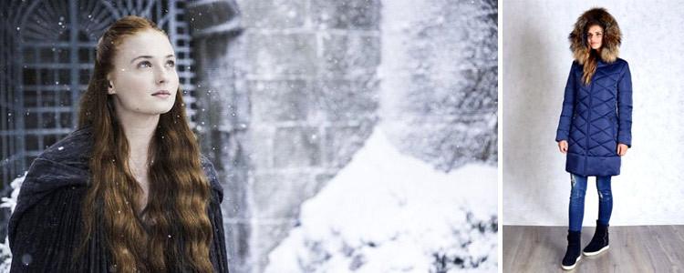 Зимние пальто, пуховики и куртки TwinTip идеальны для средней полосы Европы