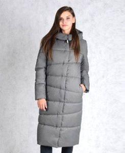 Теплые и легкие пальто с асимметричной стежкой