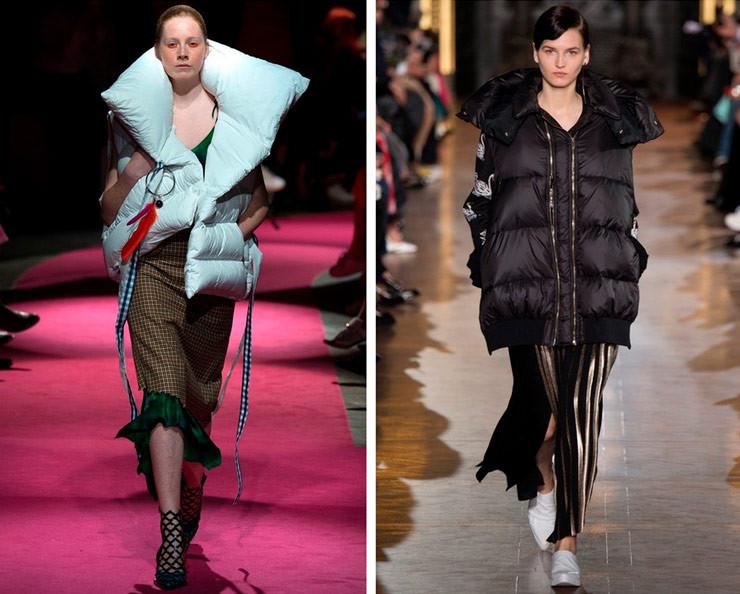 модное пальто 2017