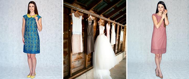 Кружевное платье от TwinMODA