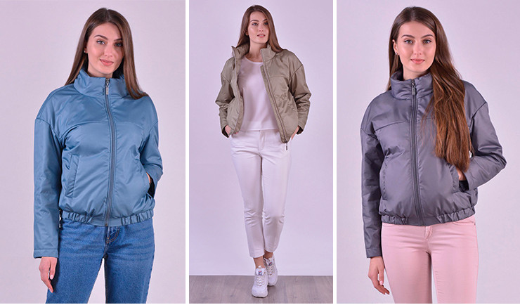 Куртка женская утепленная 99597