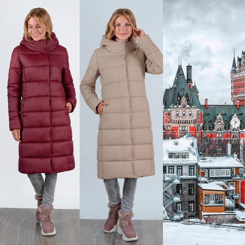 Пальто зимнее 99637