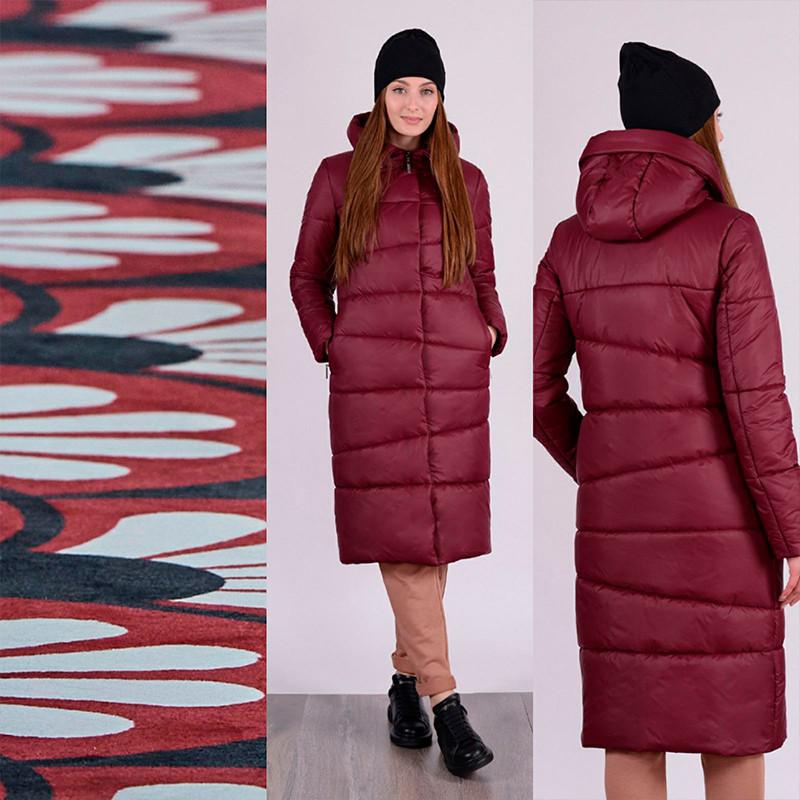 Пальто 99633 зимнее женское